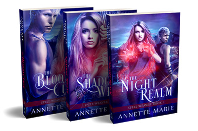 Urban Fantasy Book Series
