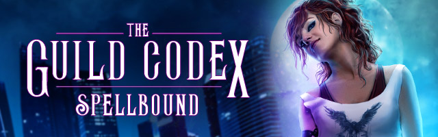 The Guild Codex Spellbound Urban Fantasy Book Series Review